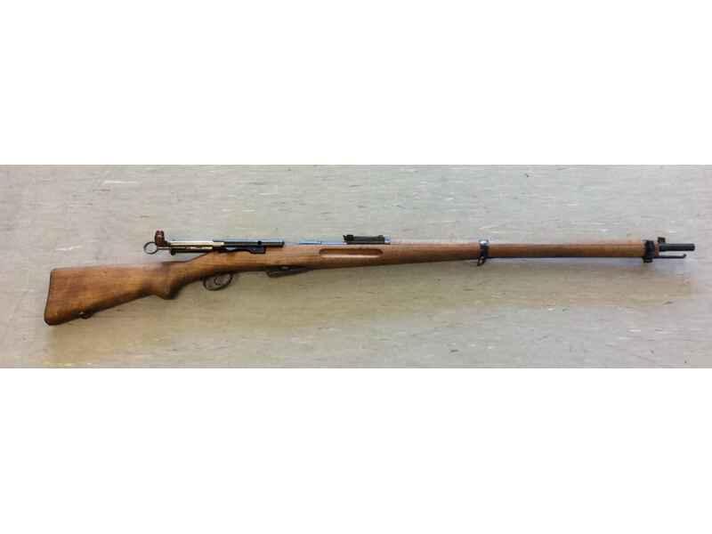 Entfernungsmesser Für Gewehre : Gewehr schmidt rubin g 11 kal.7 waffen militaria auctronia.de