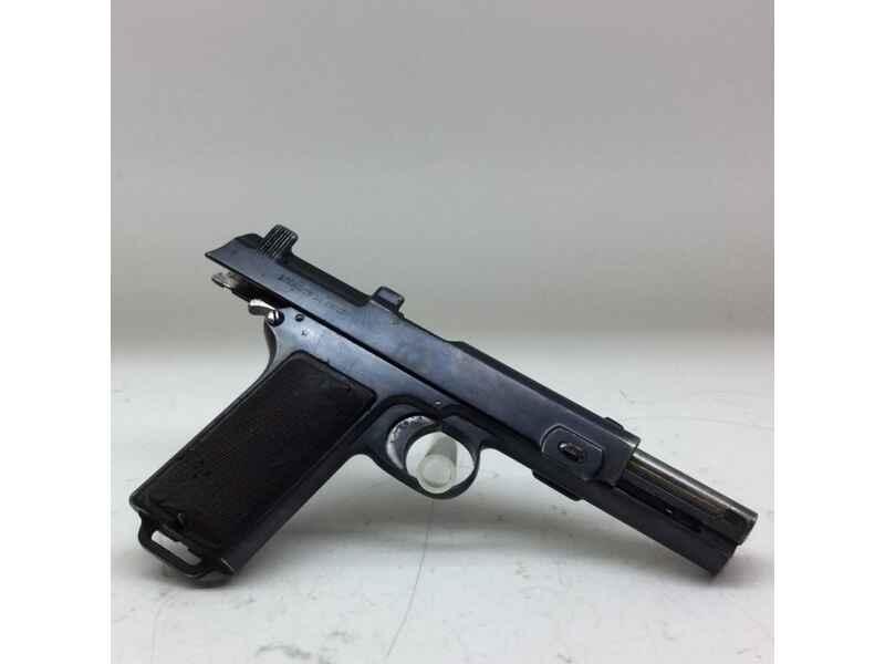 Pistole STEYR MANNLICHER 1912 Mod 1911 Kal.9 MM STEYR gebraucht ...