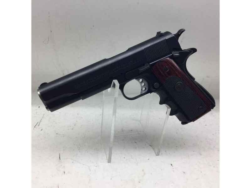 Pistole COLT 1911 Government Kal.45 ACP gebraucht - Pistolen ...