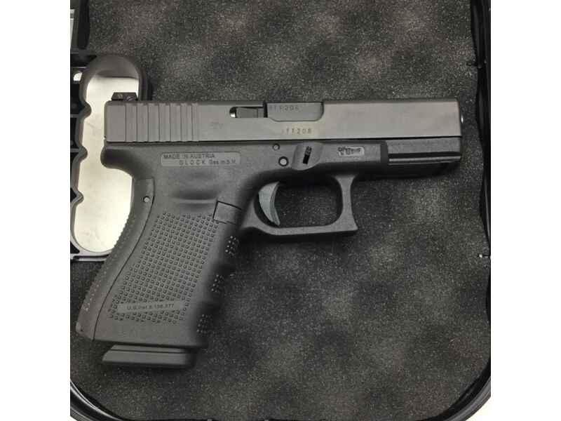 Pistole GLOCK 32 Kal.357 SIG gebraucht - Pistolen - Waffen ...
