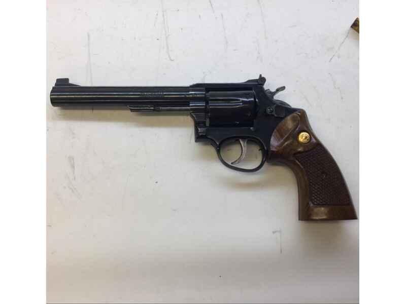 Revolver TAURUS Mod.65 Kal.22 LFB gebraucht - Revolver - Waffen ...