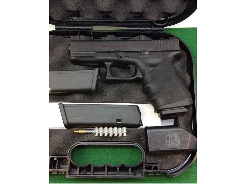 Pistole GLOCK 19 Kal.9 MM LUGER gebraucht - Pistolen - Waffen ...