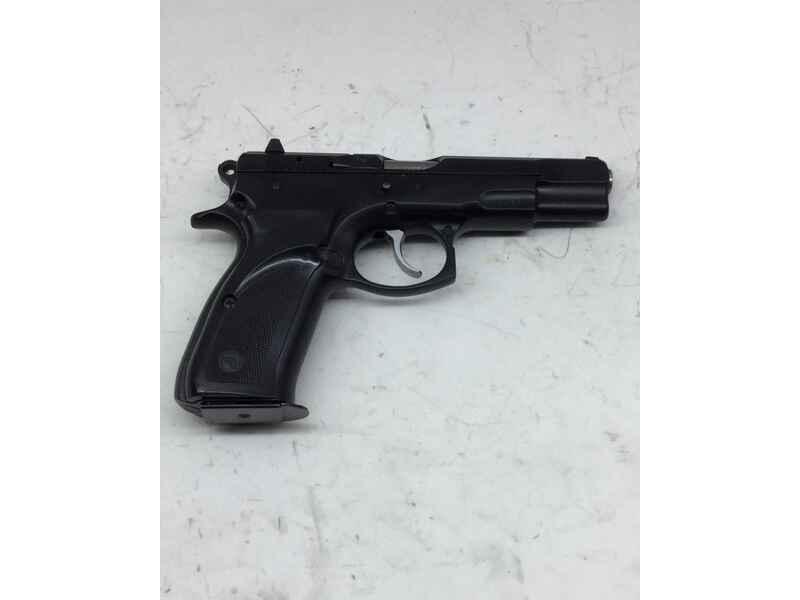 Pistole ceska zbrojovka cz m75 kal.9 mm luger gebraucht pistolen