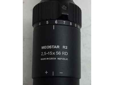 Zielfernrohr meopta 2 5 15x56 meostar r2 inkl. blaser sattelmontage