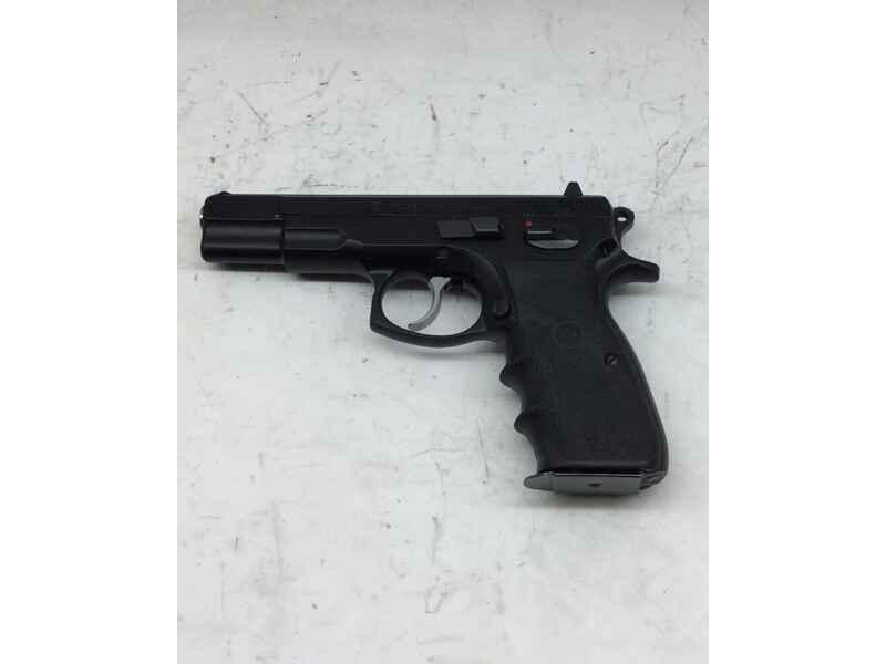 Pistole ceska zbrojovka cz75 kal.9 mm luger gebraucht pistolen
