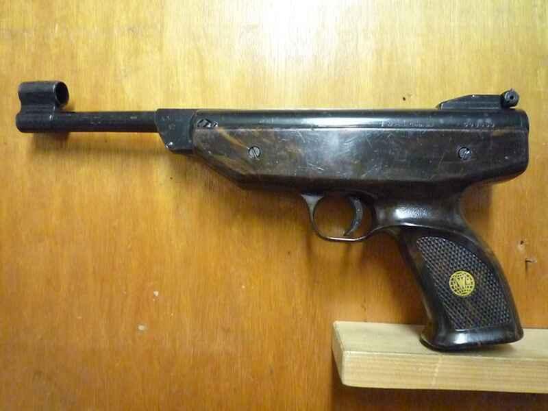 Luftgewehr weihrauch hw 70 kal. 4 5mm luftdruckwaffen waffen