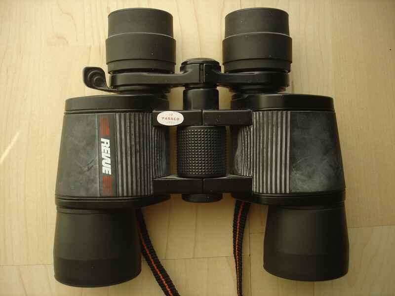 Revue zoom 7 21x40 fernglas multi coated b4 made in japan klasse