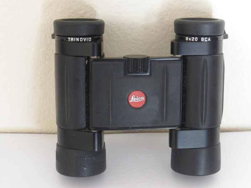 Leica tinovid 8x20 bca schwarz ferngläser optik auctronia.de