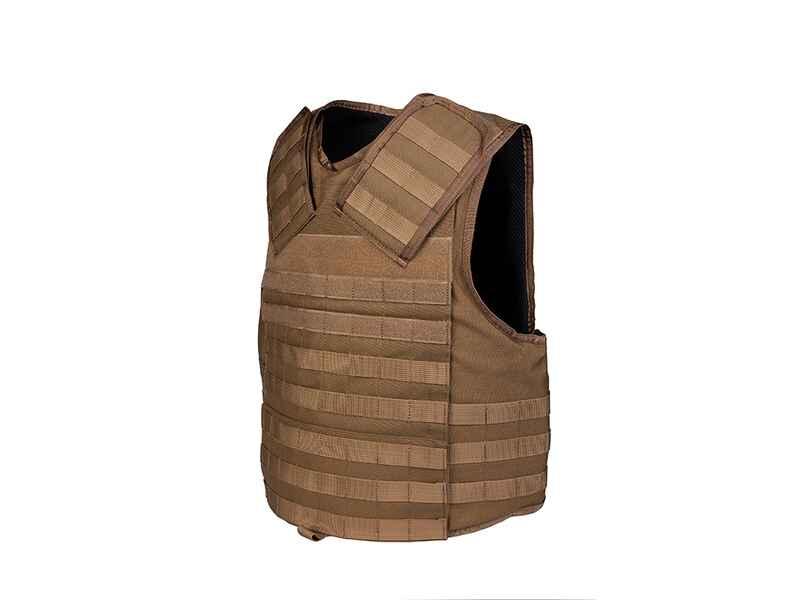 Komplettset Schutzweste Tactical Operator Vest MOLLE inkl ...