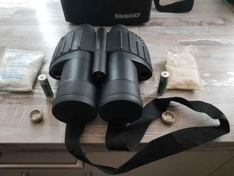 Zielfernrohr Mit Entfernungsmesser Und Nachtsicht : Verkaufe ein tasco nachtsichtgerät aus militärbestand nachtsicht