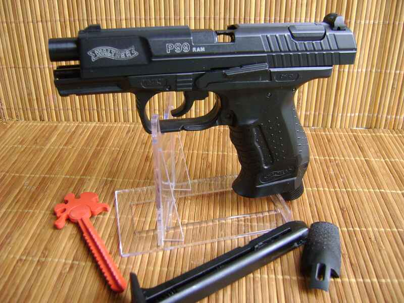 Walther p99 ram cal.43 von umarex co2 waffen auctronia.de
