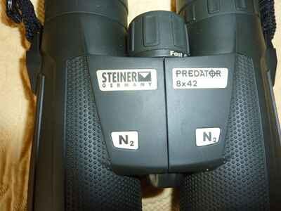 Steiner fernglas predator 8x42 ferngläser optik auctronia.de