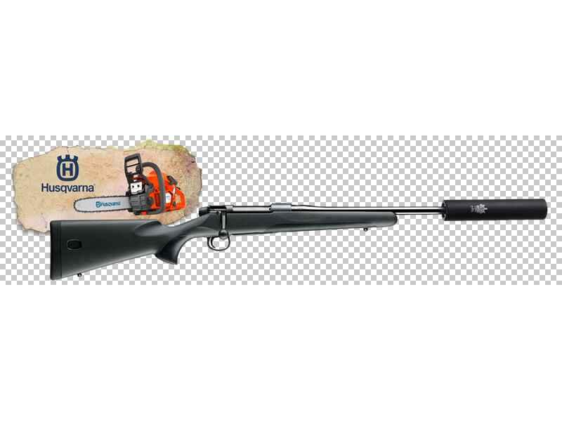 Mauser M18  308 Win  LL56cm + Schalldämpfer + Motorsäge NEU