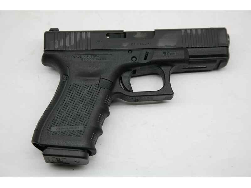Pist. Glock 19 Gen4 FS,15-S, 9mm Luger - Pistolen - Waffen ...