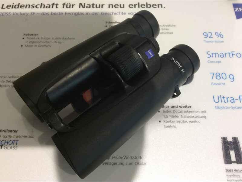 Vorführglas zeiss victory sf 8x42 ferngläser optik auctronia.de