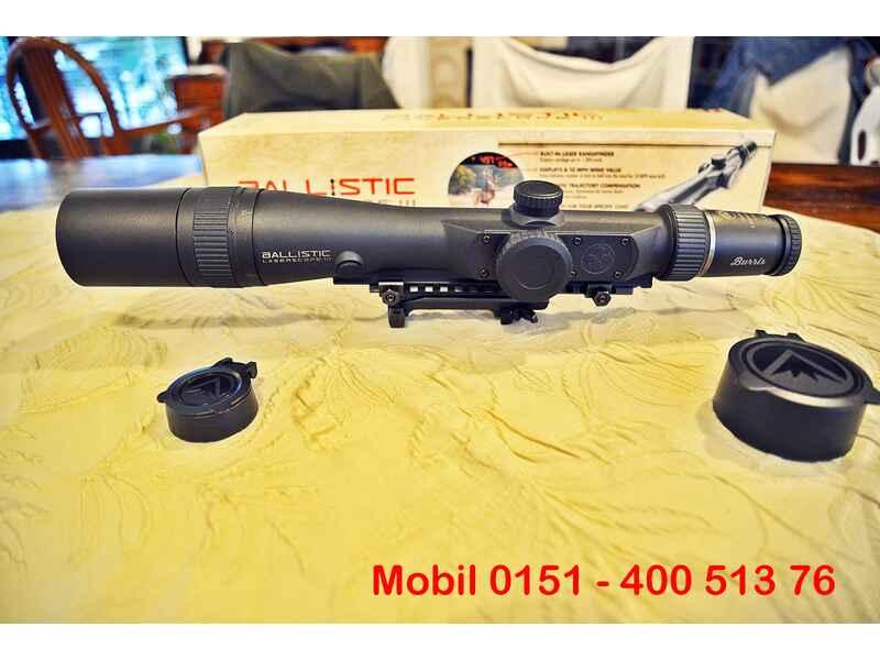 Burris ballistic laserscope eliminator iii 4 16x50 statt 1.699