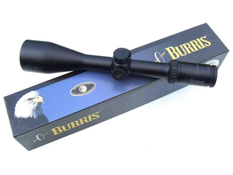 Burris 3 12x56 fourx zielfernrohr mit leuchtabsehen 4 in der 2