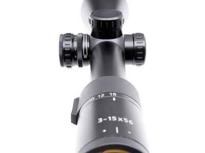 Minox ze5i 3 15x56 sf absehen 4 mit leuchtpunkt zielfernrohre