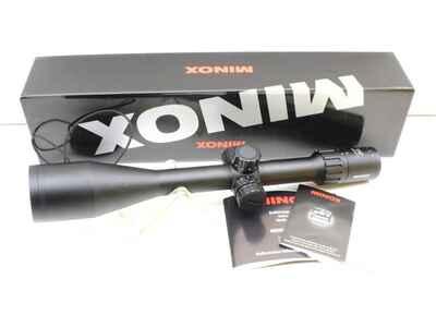 Minox zx5i 5 25x56 absehen bdc beleuchtet zielfernrohre optik