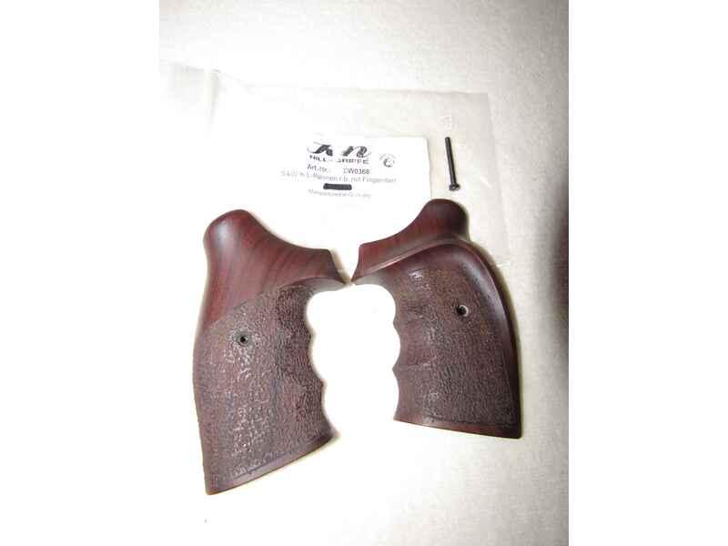 KN Nil-Griffschalen für Revolver S&W (686) K/L Rahmen und oder ...
