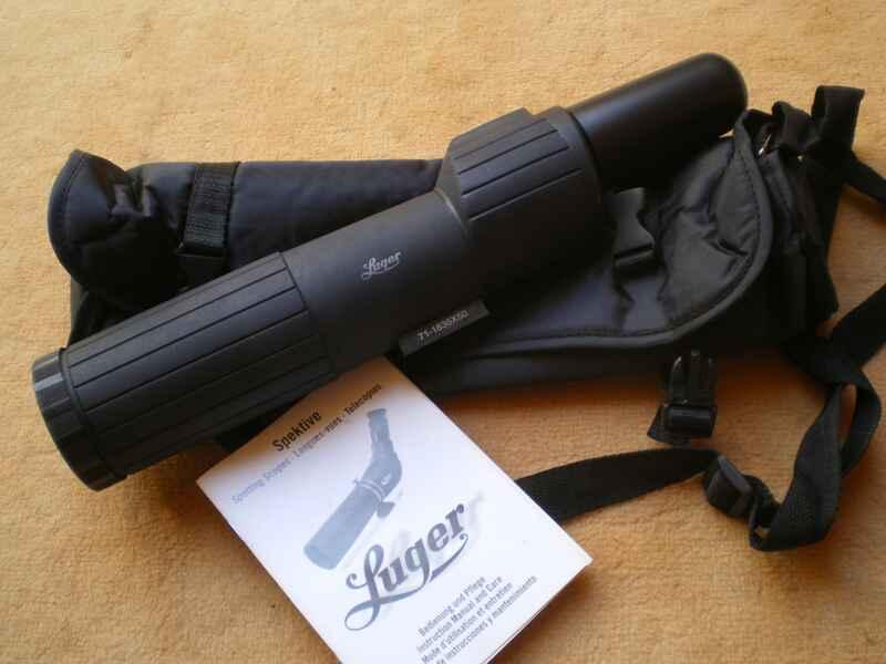 Spektiv luger 18 36x50 fernrohre & spektive optik auctronia.de