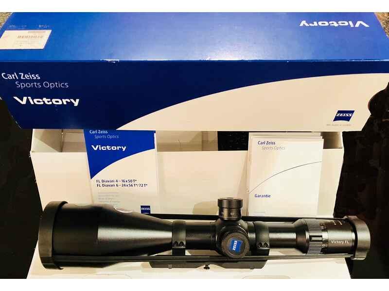 Zielfernrohre gebraucht & neu optik auctronia.de