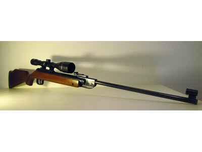 Luftgewehr diana 36 walther zielfernrohr 6mal42. top zustand