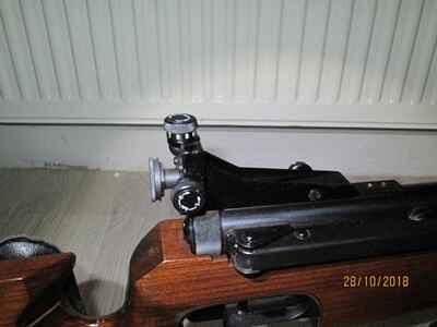 Match luftgewehr diana 75 t01 universal rechts luftdruckwaffen