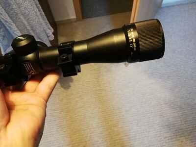 Walther zielfernrohr 4x32 ci leuchtabsehen zielfernrohre optik