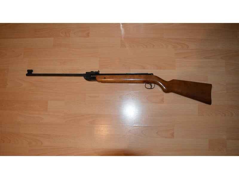 Diana mod. 27 luftgewehr 4 5mm inkl. vfg laufreiniger