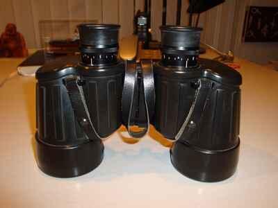 Fernglas zeiss 7 x 50 ga t* marine jagd ornithologie astronomie