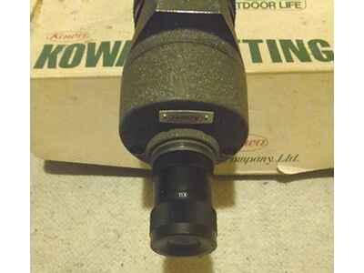Spektiv kowa. modell ts 9 in 11 33 x 50 mm fernrohre & spektive