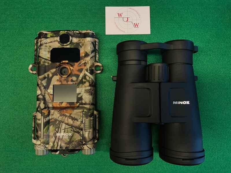 Fernglas Mit Entfernungsmesser 8x56 : Minox set fernglas bv 8x56 und wildkamera dtc 450 slim ferngläser