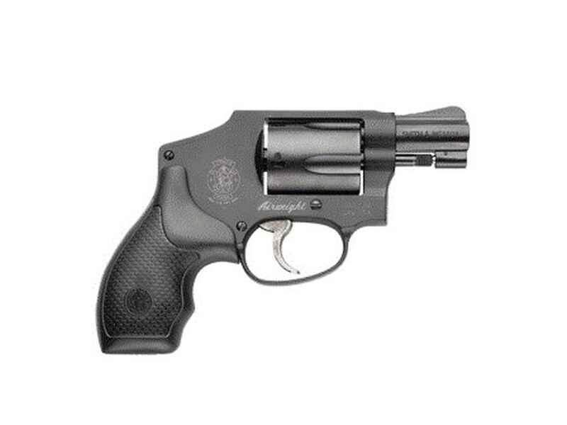 Smith & Wesson Revolver Modell 442-2 Centennial im Kaliber .38 S&W ...
