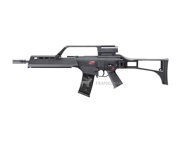 airsoft gewehr h k g36 k ebb kaliber 6mmbb elektrisch. Black Bedroom Furniture Sets. Home Design Ideas