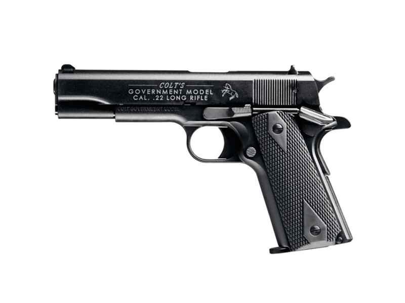 Pistole Colt 1911 A 1 12-Schuß Kaliber .22 lfB - Pistolen - Waffen ...