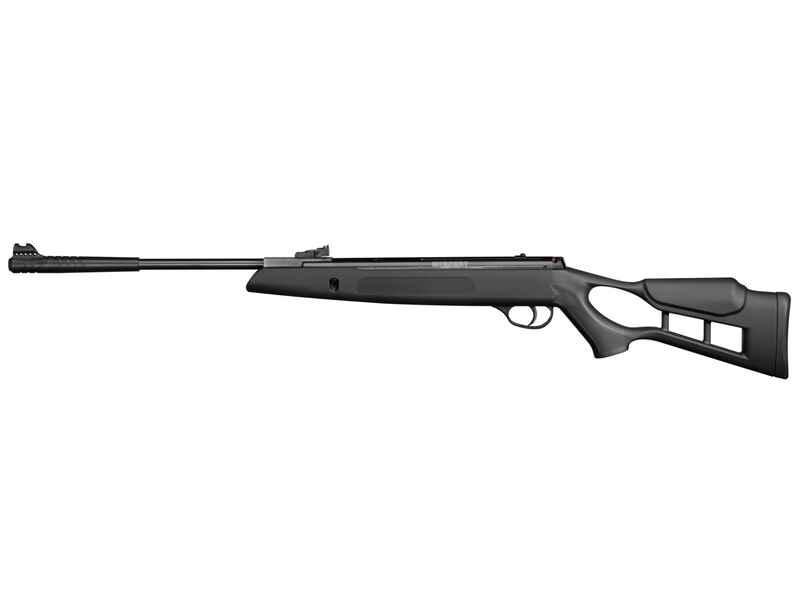 Luftgewehr set mercury chili kunststofflochschaft f kaliber 4 5mm