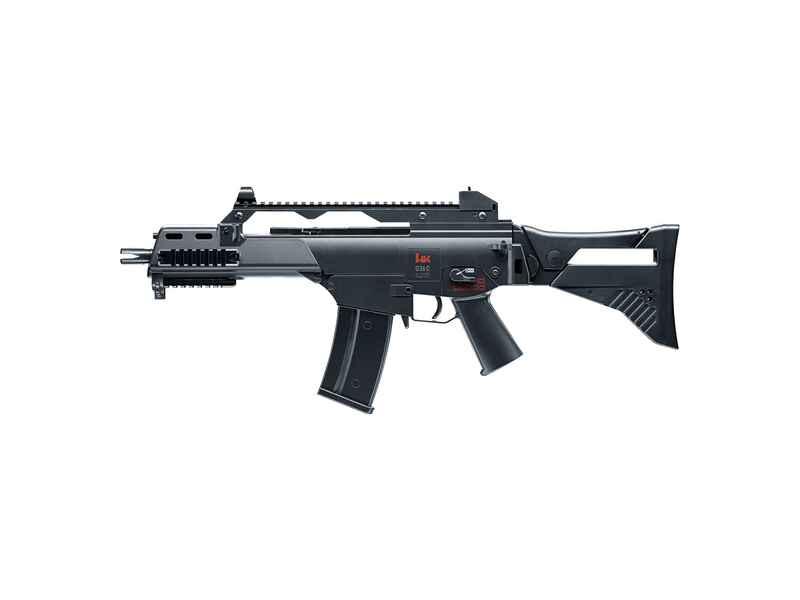 Entfernungsmesser Für Gewehre : Airsoft gewehr h k g36 c idz kaliber 6mmbb elektrisch