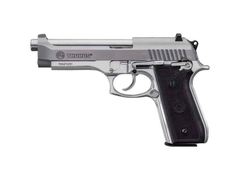 Pist. taurus 92 sts matt rail 9mm pistolen waffen auctronia.de